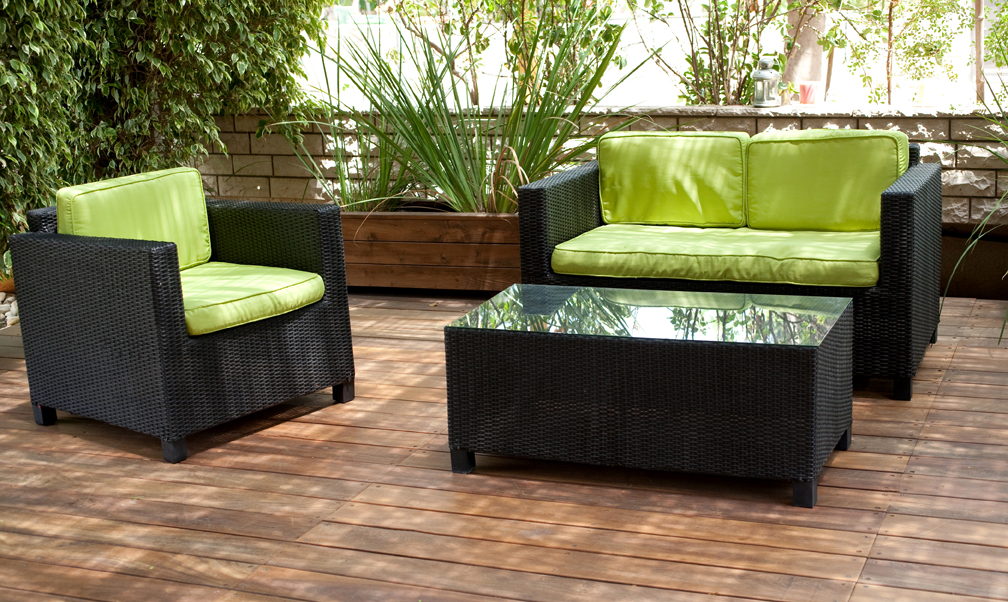 Polyrattan Möbel Mehr Luxus in der neuen Gartensaison   Ivetti.com
